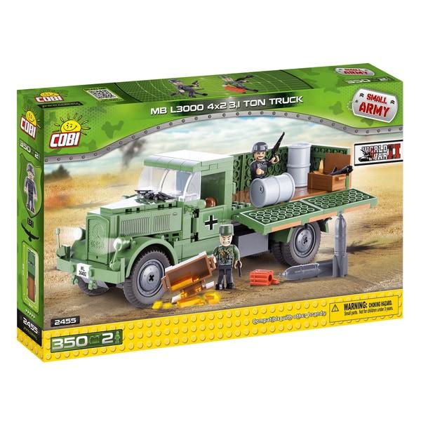 COBI Small Army MB L3000 Plastic Multi-color 365-piece Tank Building Kit