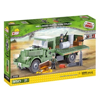 COBI Small Army MB L3000 Plastic Multi-color 365-piece Tank Building Kit