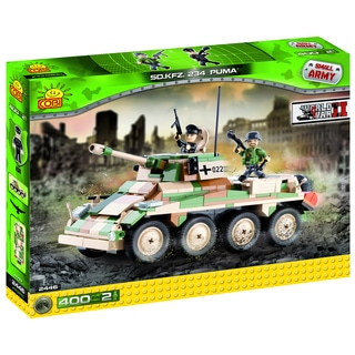 COBI Small Army SD.KFZ. 234 Plastic Puma Building Kit