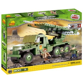 COBI Small Army BM-13 Katyusha Building Kit