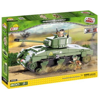 COBI Sherman Firefly Tank Building Kit