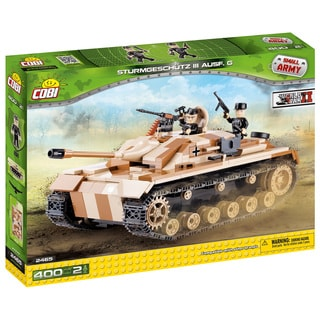 COBI Small Army Stug III AUSF G Building Kit