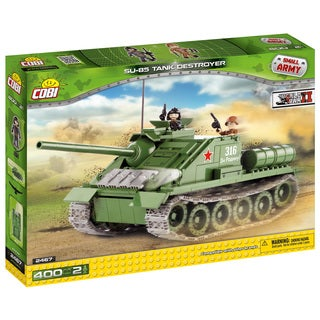 COBI Small Army SU-85 Building Kit