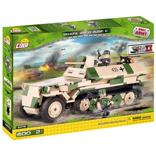 Cobi Small Army Tank Building Kit