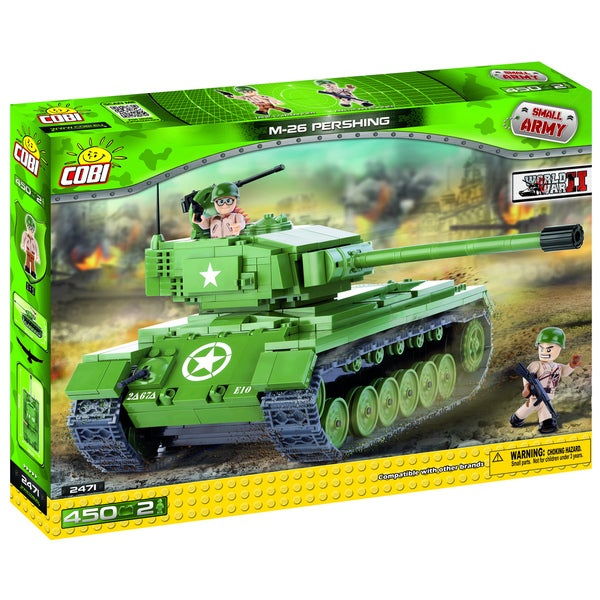 COBI Small Army M26 Pershing Tank