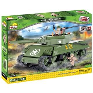 COBI Small Army M10 Wolverine Plastic Kit