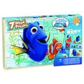 Disney Pixar Finding Dory Multi-color Wood Set of 7 Jigsaw Puzzles