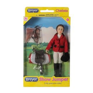 Breyer Chelsea Plastic Show Jumper Doll