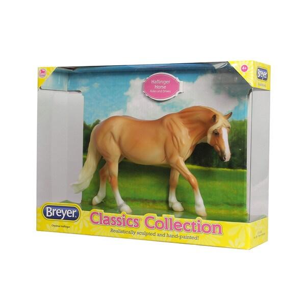 Breyer Chestnut Haflinger Plastic Model Horse