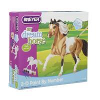 Breyer 3-D Plastic Paint-by-Number Kit