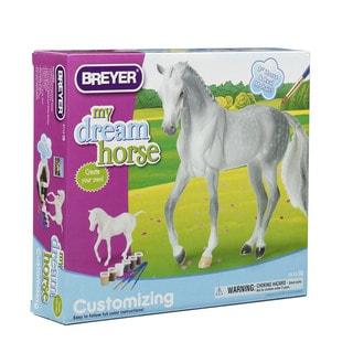 Breyer My Dream Horse Arabian Plastic Horse Customizable Model