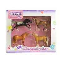 Breyer Stablemates Horse Crazy Gift Set