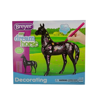 Breyer My Dream Horse Multi-color Plastic Activity and Painting Kit