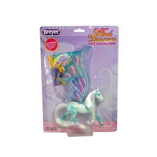 Breyer Aura Light Blue Plastic Wind Dancer Horse
