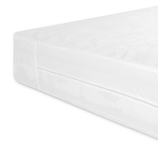 Sleep Calm Easy Zip Expandable Mattress Encasement with Stain and Dust Mite Defense