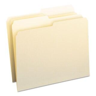 Smead Manila File Folders (Box of 100)