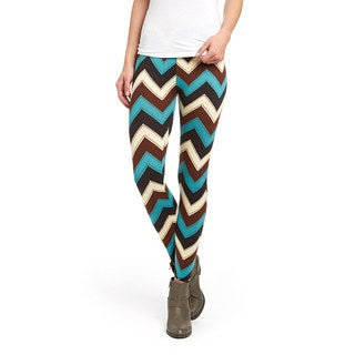 Women's Chevron-printed Legging