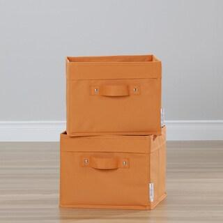 South Shore Morgan Black/Cherry/Gray Laminate 3-shelf Bookcase with 2 Canvas Storage Baskets