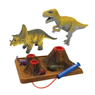 Tedcotoys Kids' Activity Multi-color Plastic Dinosaur Mass Extinction Set