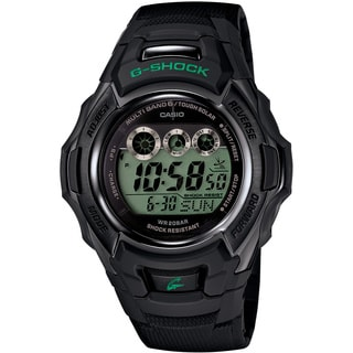 Casio Men's GW-M500F-1CCR Tough Solar G-Shock Black WatchCasio Men's GW-M500F-1CCR Tough Solar G-Shock Black Watch