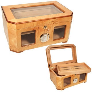 Cuban Crafters Palacio Humidor for 120 Cigars