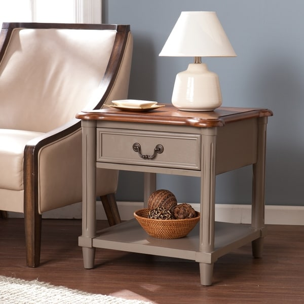 Hideout End Table Free Shipping: Shop Harper Blvd Dormier End/ Side Table