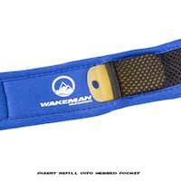 Wakeman Mosquito Repellent Bracelets 3 Wristbands + 6 Refills NO DEET