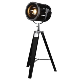 13-inch x 13-inch x 26-inch Tripod Table Lamp