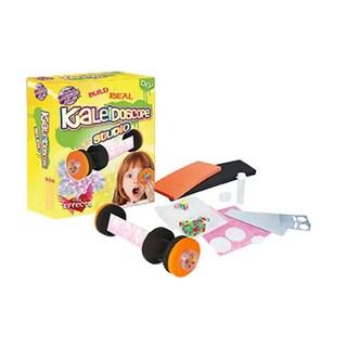 Tedcotoys Kids Preschool Kaleidoscope Studio Kit