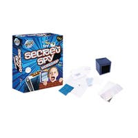 Tedco Toys Kid's Secret Spy Workshop