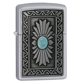 Zippo Southwest Sun Multi-color Pocket Lighter