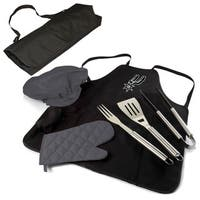 Picnic Time San Antonio Spurs Polyester/Stainless Steel BBQ Apron Tote Pro