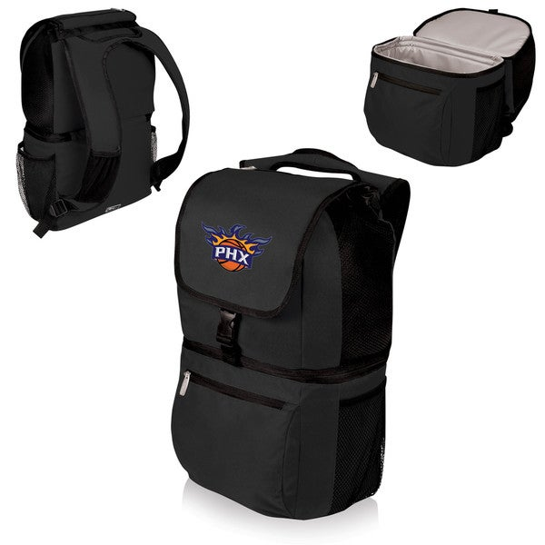 Picnic Time Black Phoenix Suns Zuma Cooler Backpack