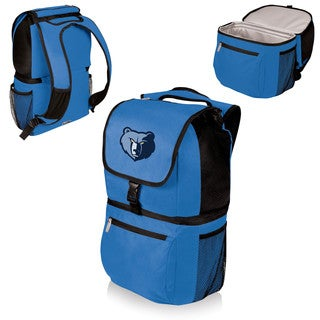 Picnic Time Memphis Grizzlies Zuma Cooler Backpack (Blue)