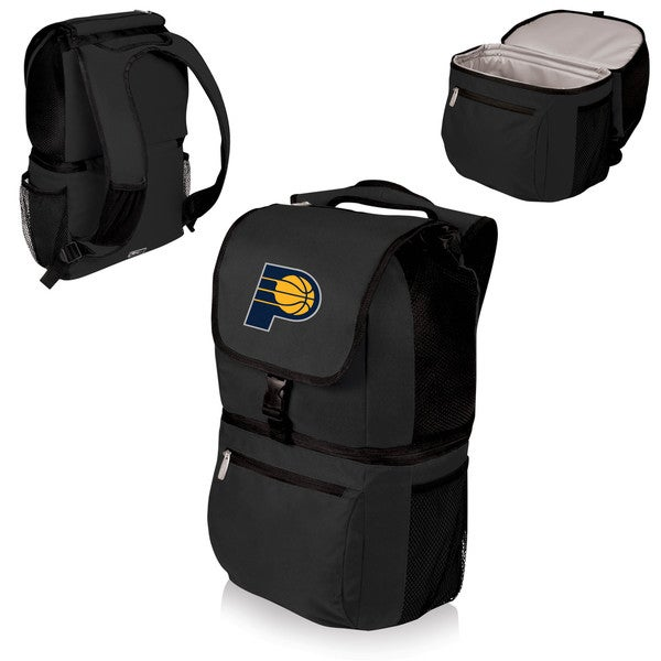 Picnic Time Zuma Black Indiana Pacers Cooler Backpack