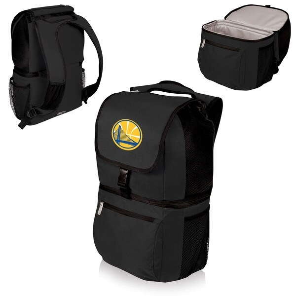 Picnic Time Golden State Warriors Polyester Plastic Unisex Zuma Cooler Backpack