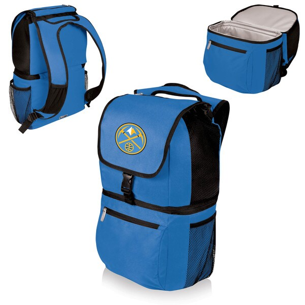 Picnic Time Denver Nuggets Blue Zuma Cooler Backpack