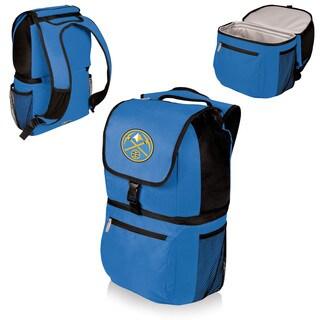 Picnic Time Denver Nuggets Blue Zuma Cooler Backpack