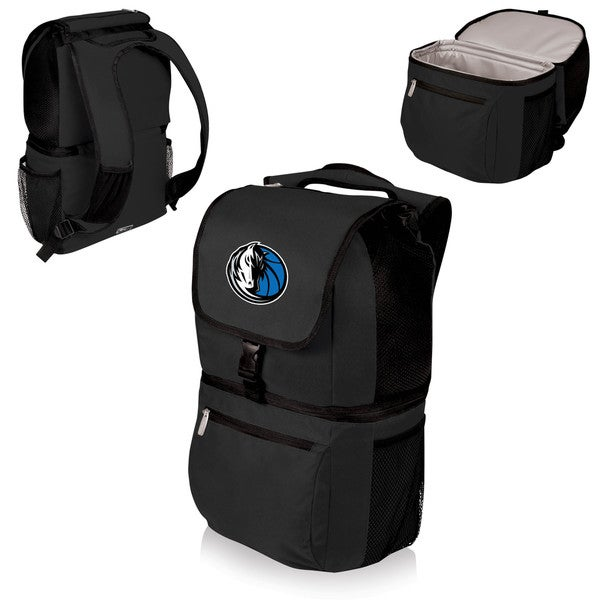 Picnic Time Dallas Mavericks Black Polyester/Plastic Zuma Insulated Cooler Backpack
