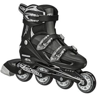V Tech 500 Boy's Adjustable Inline Skates (Option: White)