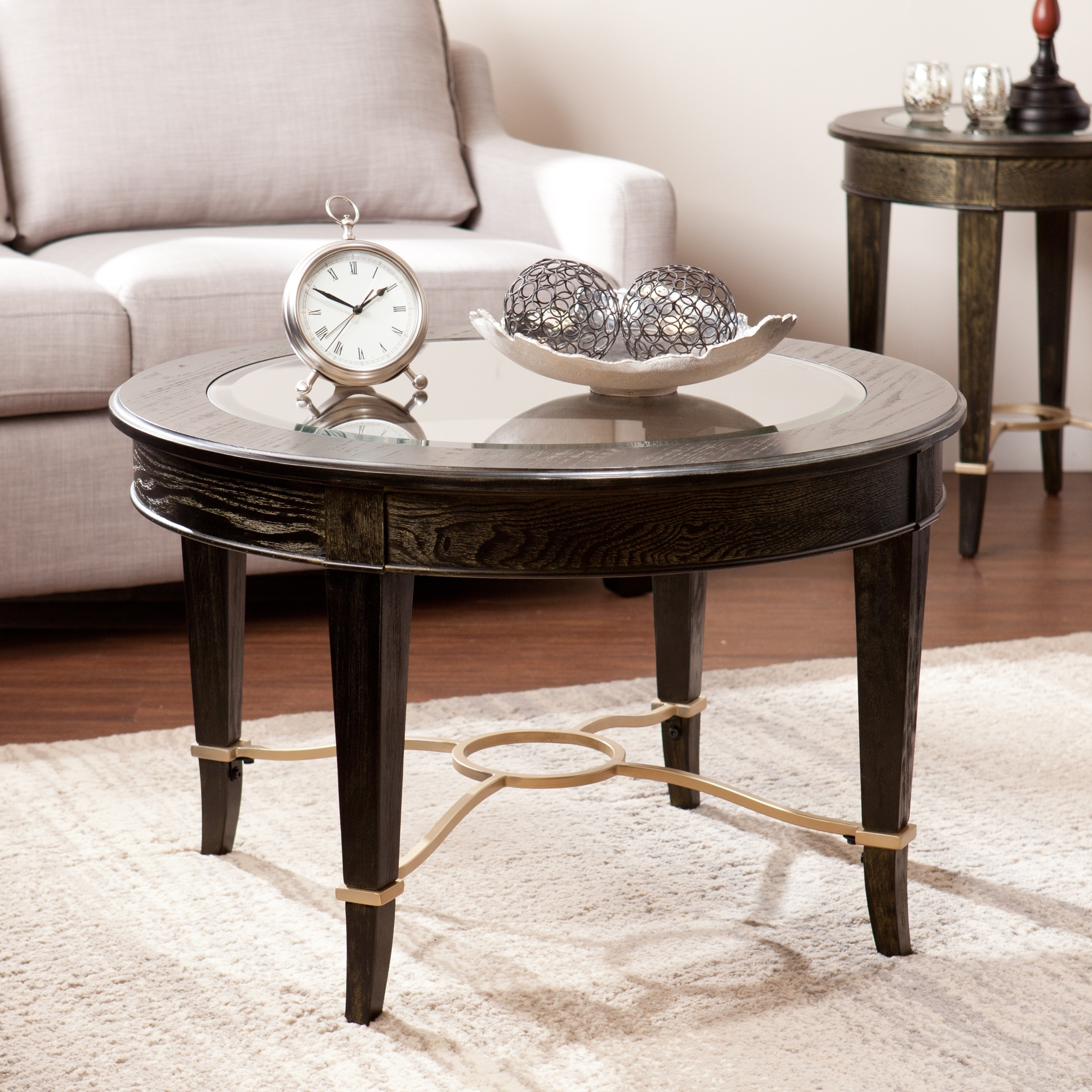 Harper Blvd Chesterfield Coffee/ Cocktail Table (OS0494KC...