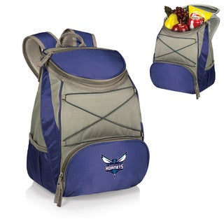 Picnic Time Charlotte Hornets Navy PTX Backpack Cooler