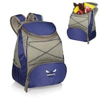 Picnic Time Charlotte Hornets Navy PTX Backpack Cooler