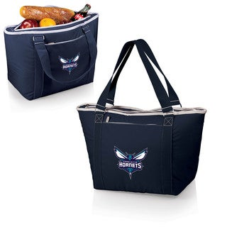 Picnic Time Charlotte Hornets Navy Polyester Topanga Cooler Tote