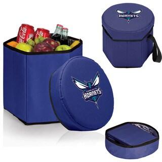Picnic Time Navy Charlotte Hornets Bongo Cooler