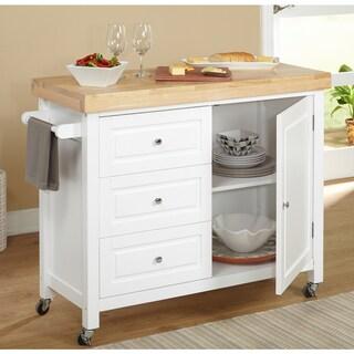 Simple Living Monterey Kitchen Cart