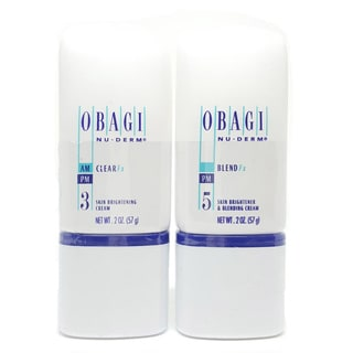 Obagi Skin Care Nu-Derm 2-ounce Clear Fx and Blend Fx