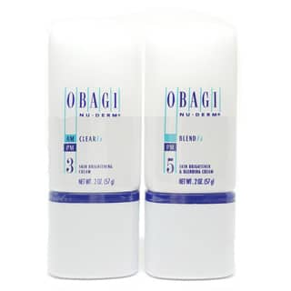 Obagi Skin Care 2-ounce Nu-Derm Clear Fx and Blend Fx 2-piece Gift Set|https://ak1.ostkcdn.com/images/products/11883851/P18780578.jpg?impolicy=medium