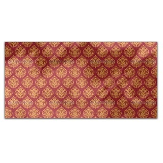 Indian Damask Rectangle Tablecloth