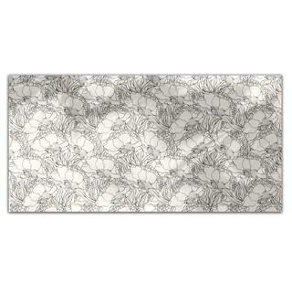 Jugendstil Flowers Rectangle Tablecloth